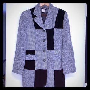 Morgan De Toi Paris Wool Cotton Jacket